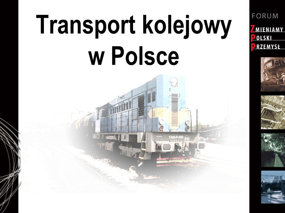 Transport kolejowy w Polsce
