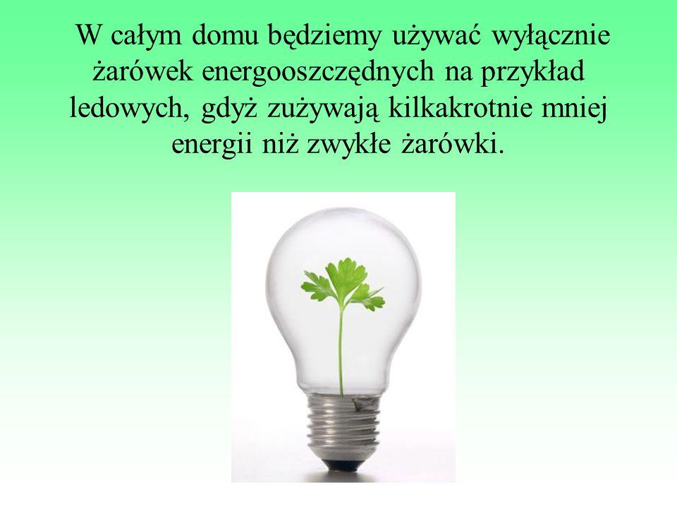 Ale to dopiero w przyszłości, a tymczasem uczymy się: wprowadzać ekologiczne nawyki i zasady które nas nic nie kosztują