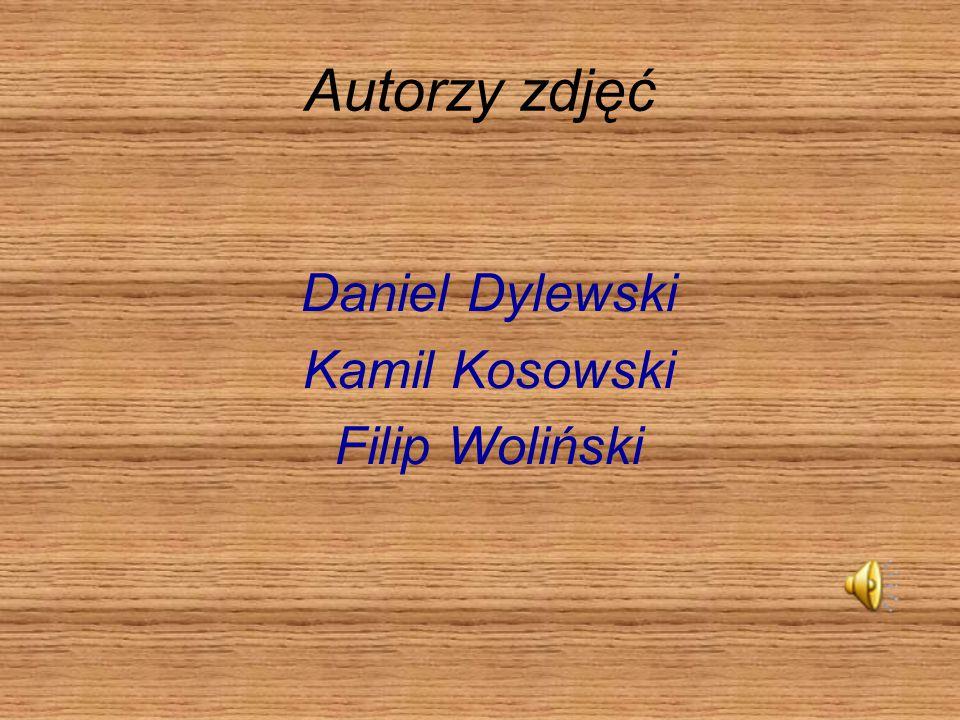 Autorzy zdjęć Daniel Dylewski Kamil Kosowski Filip Woliński