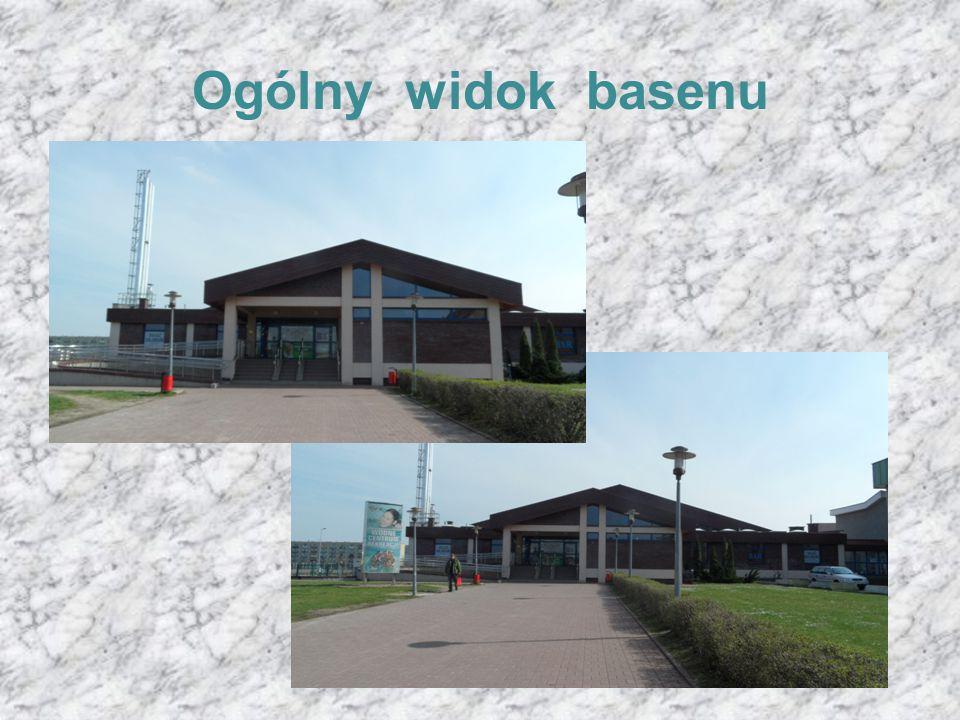 Ogólny widok basenu