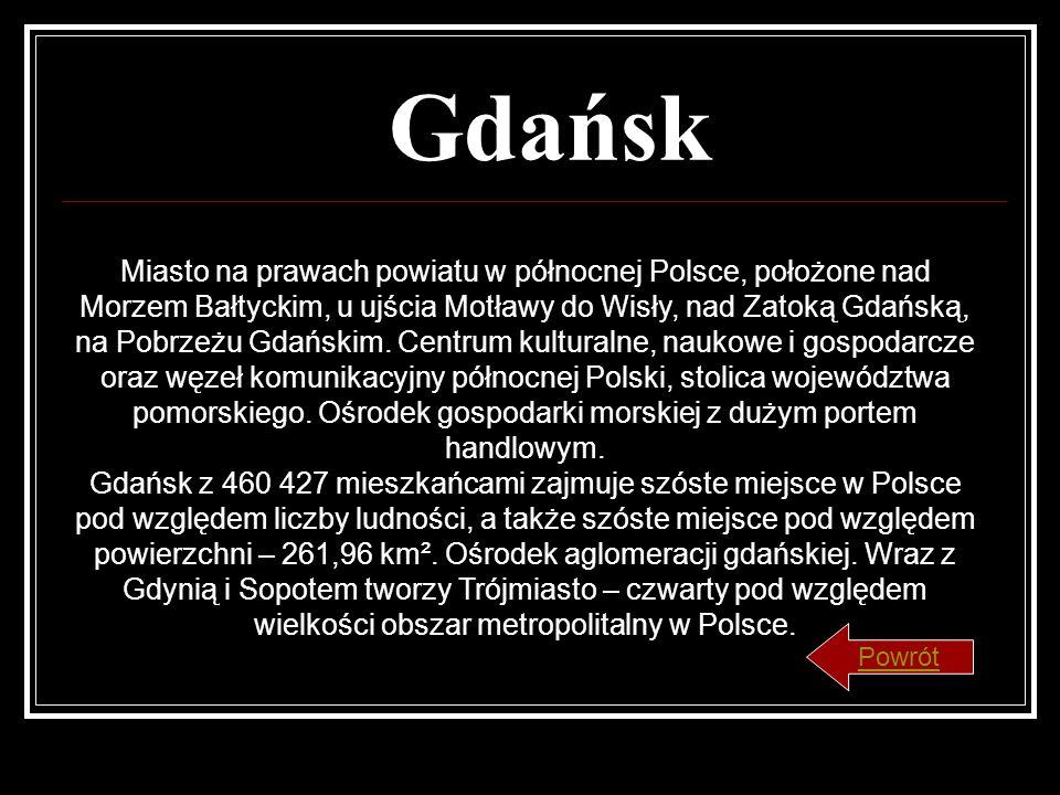 Gdańsk Powrót