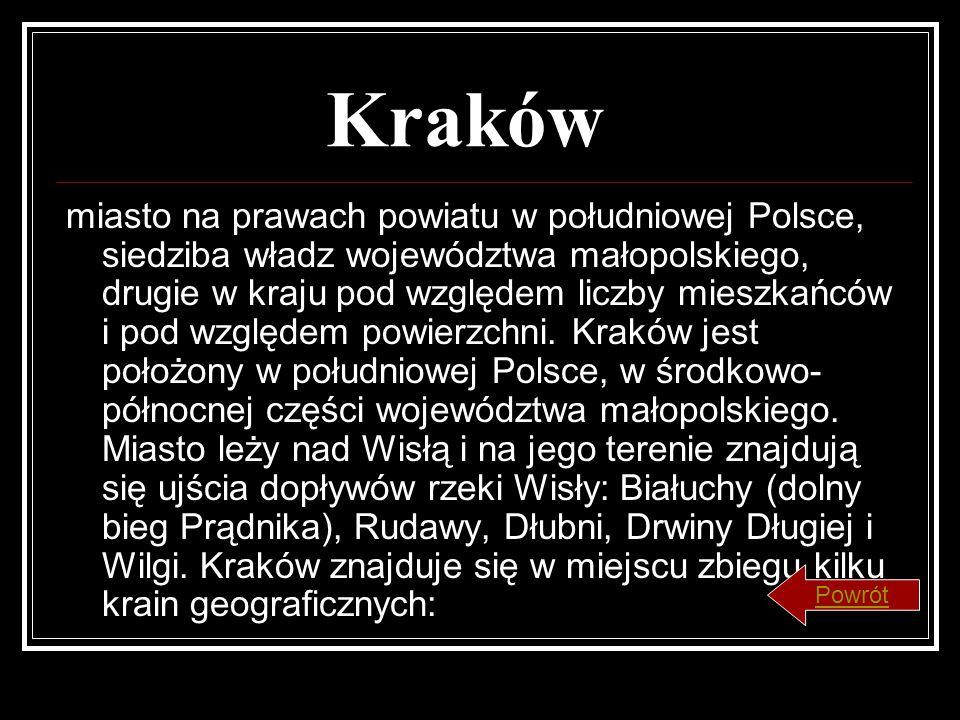 Kraków Powrót
