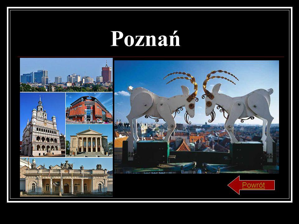 Poznań Powrót