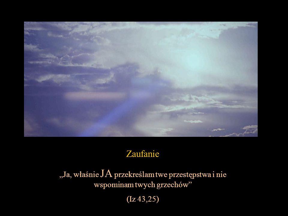 """... w Jego ranach jest nasze uzdrowienie."""" (Iz 53,5) """"On był przebity za nasze grzechy..."""