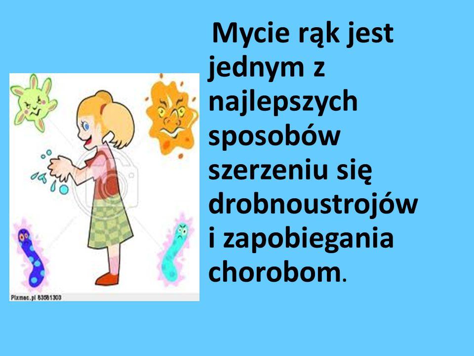 Opracowanie: Ewelina Sielawa Źródło: www.e-bug.eu