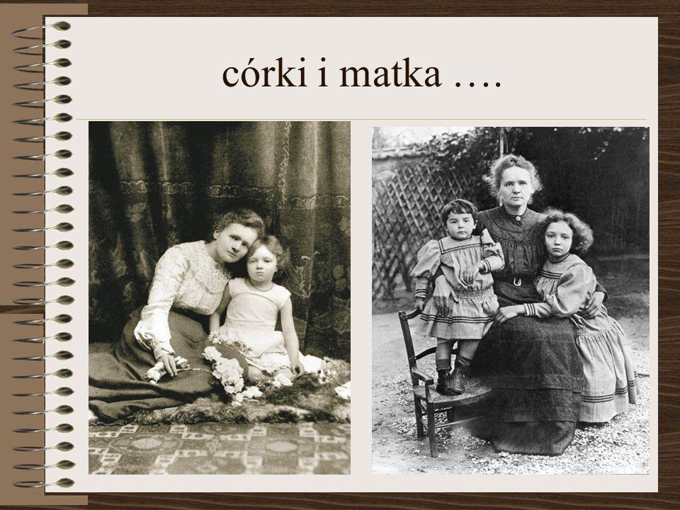 córki i matka ….