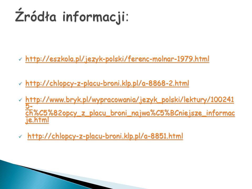 http://eszkola.pl/jezyk-polski/ferenc-molnar-1979.html http://eszkola.pl/jezyk-polski/ferenc-molnar-1979.html http://eszkola.pl/jezyk-polski/ferenc-mo
