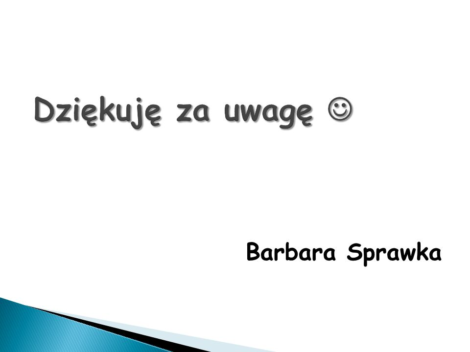 Barbara Sprawka