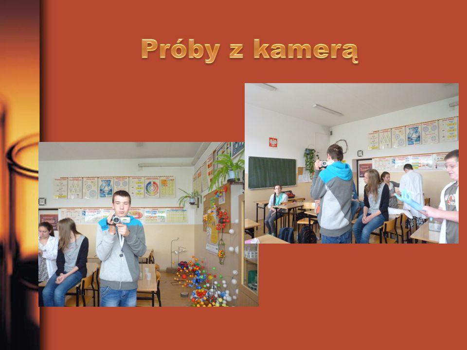 "Anna Garnuszek – klasa II ""b Zuzanna Siudak – klasa II ""b Marek Bury – klasa II ""a Tomek Krawczyk – klasa II ""a Damian Święcicki – klasa II ""a"