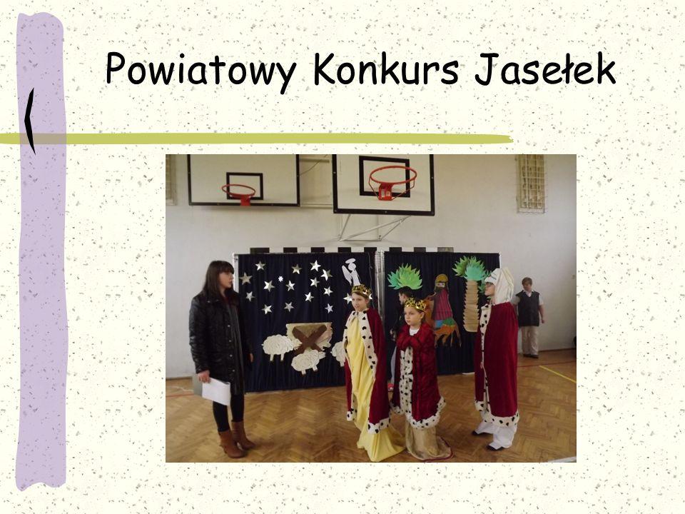 Powiatowy Konkurs Jasełek