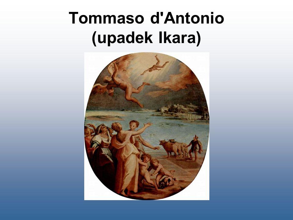 Tommaso d'Antonio (upadek Ikara)