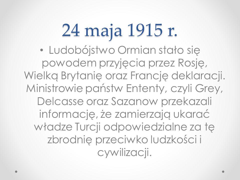 24 maja 1915 r.