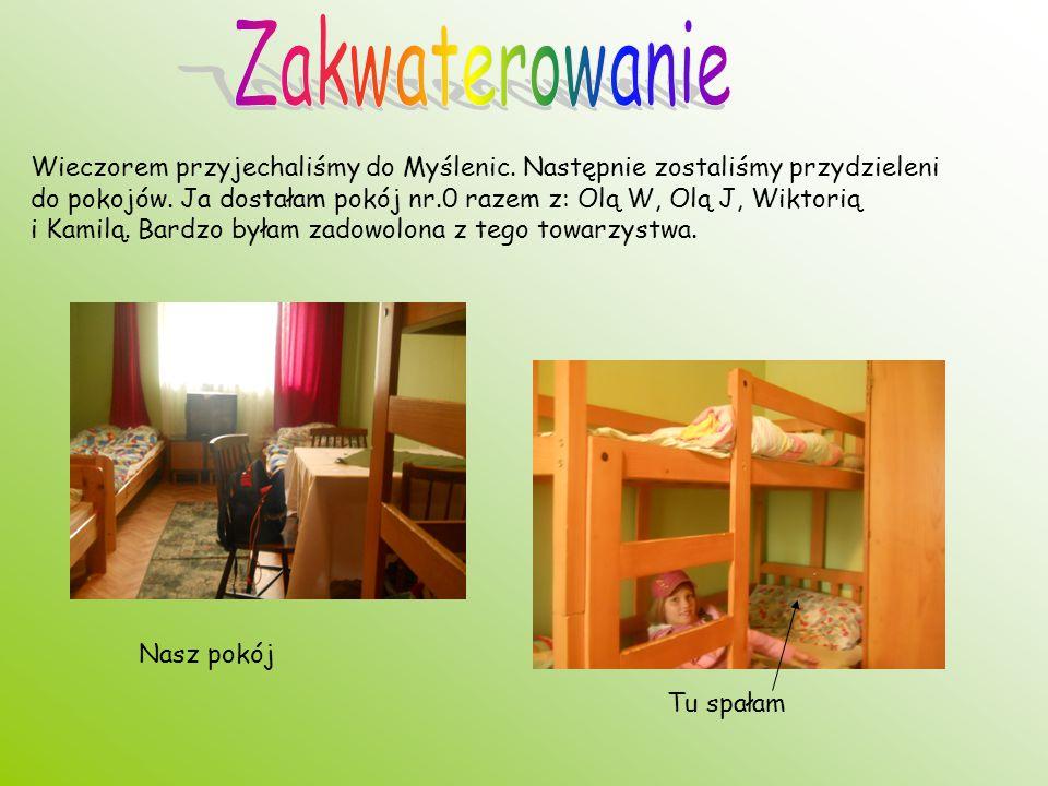 I przyszedł czas na zwiedzanie Krakowa.