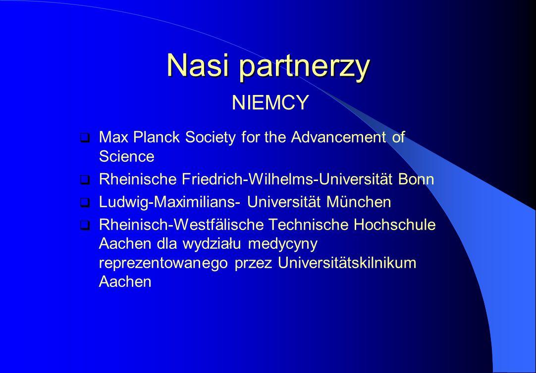 Nasi partnerzy  University of Perpignan  Centre National de la Recherche Scientifique FRANCJA