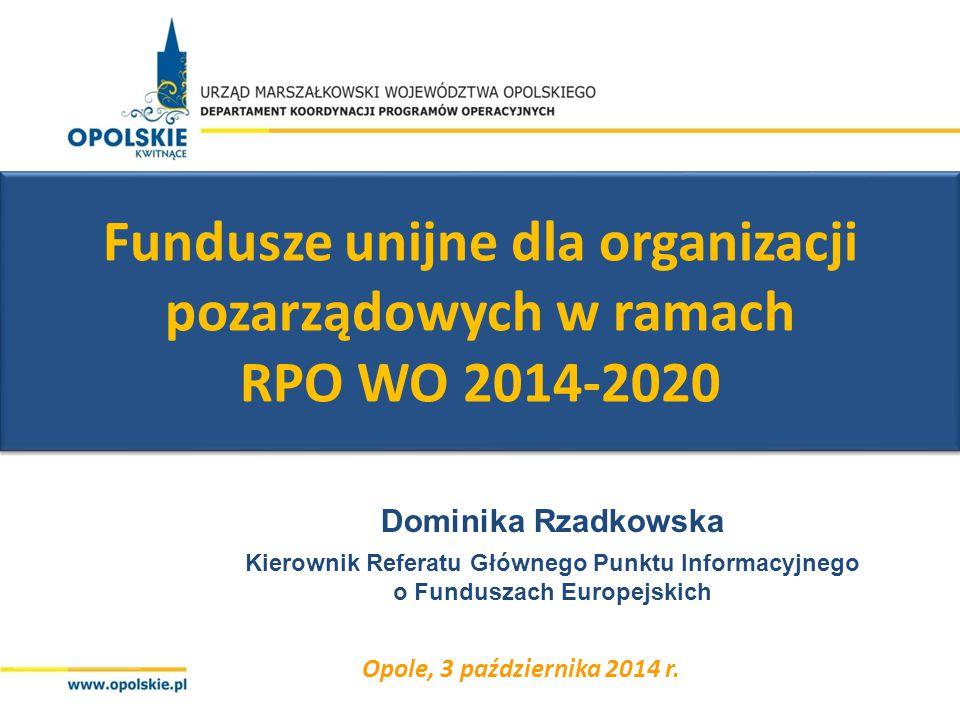 Opole, 3 października 2014 r.