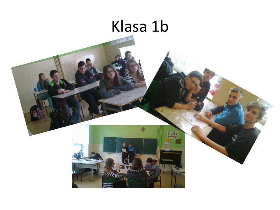 Klasa 1b
