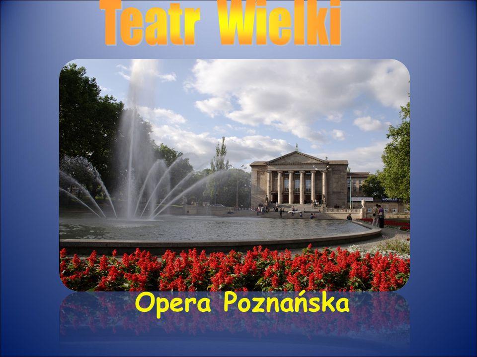 Opera Poznańska