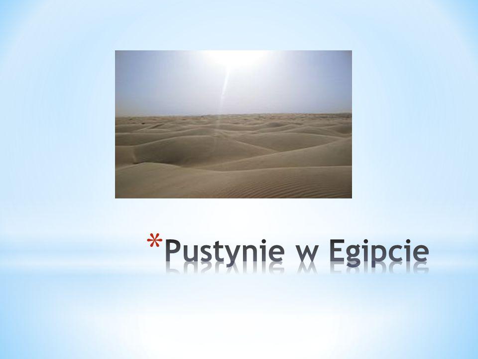 * Ponad 90 % powierzchni kraju zajmują pustynie.