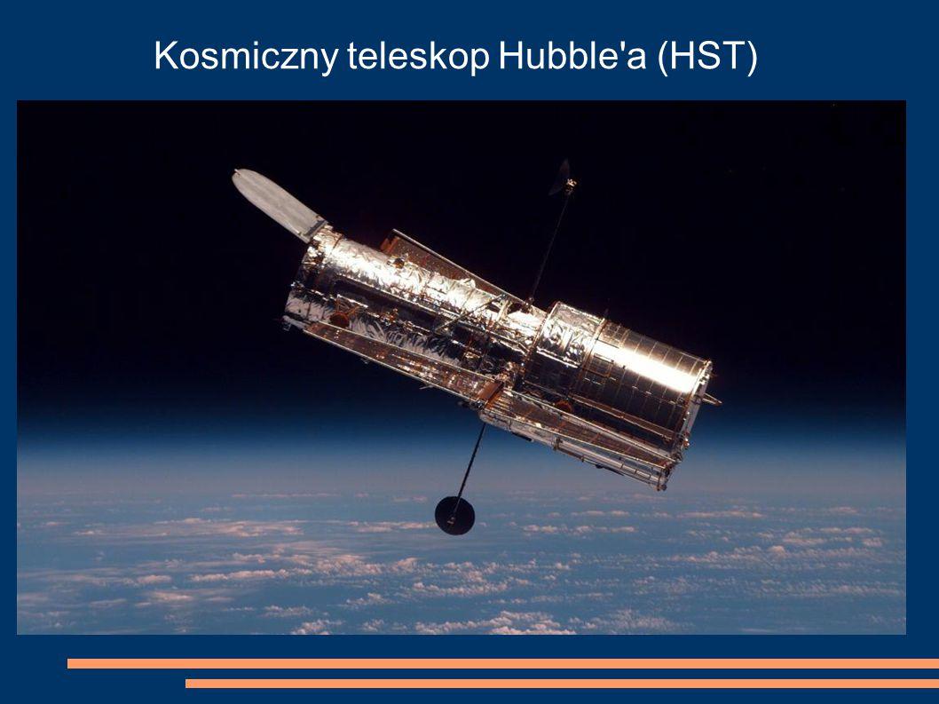 Kosmiczny teleskop Hubble'a (HST)