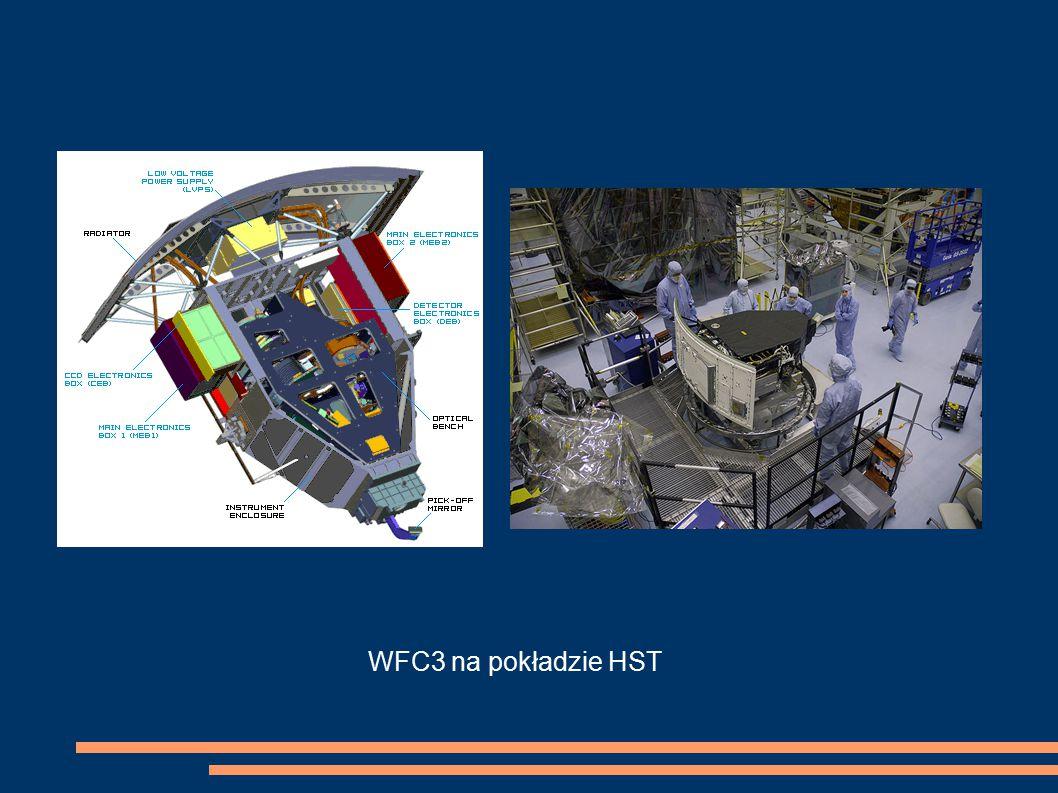 WFC3 na pokładzie HST