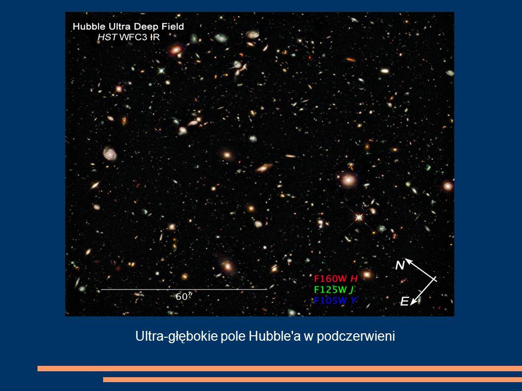 Ultra-głębokie pole Hubble'a w podczerwieni