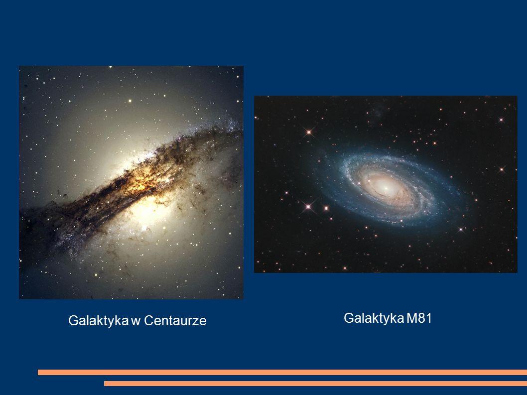 Galaktyka w Centaurze Galaktyka M81