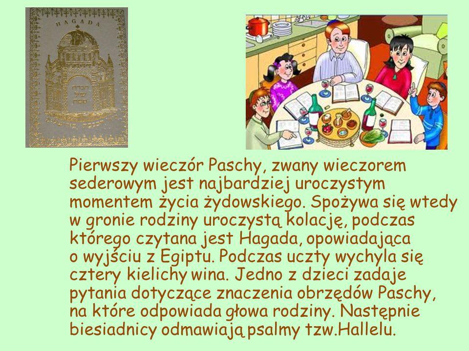 Rodzinna celebracja Paschy