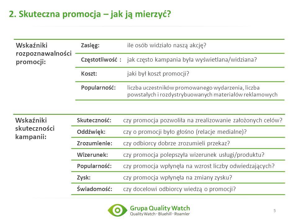 26 Dziękujemy za uwagę Zapraszamy do kontaktu Krystian Krawczyk krystian.krawczyk@qualitywatch.pl Tel.