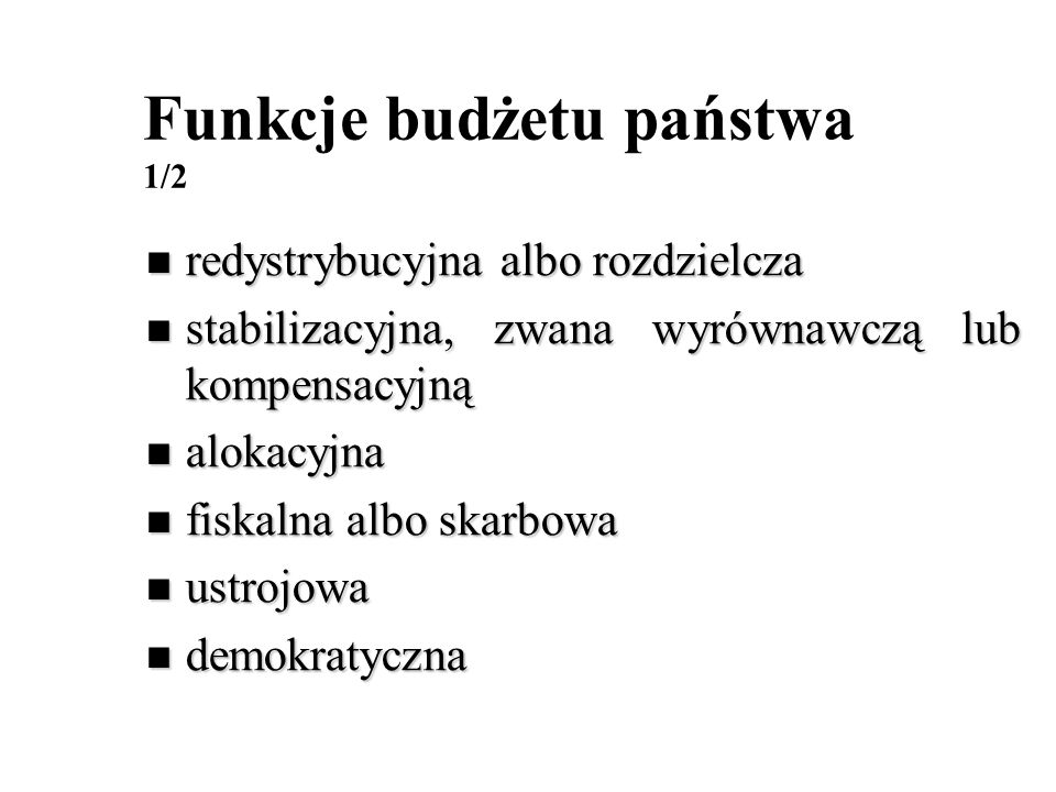 Dochody budżetu państwa w tys.zł Wyszczególnienie 2004r.