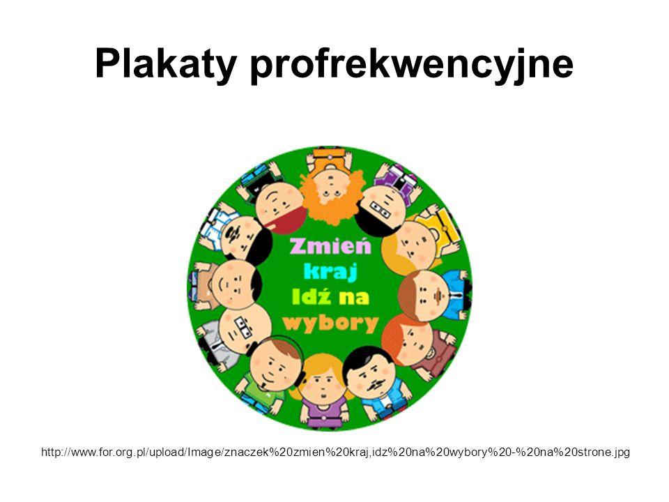 Plakaty profrekwencyjne http://www.for.org.pl/upload/Image/znaczek%20zmien%20kraj,idz%20na%20wybory%20-%20na%20strone.jpg