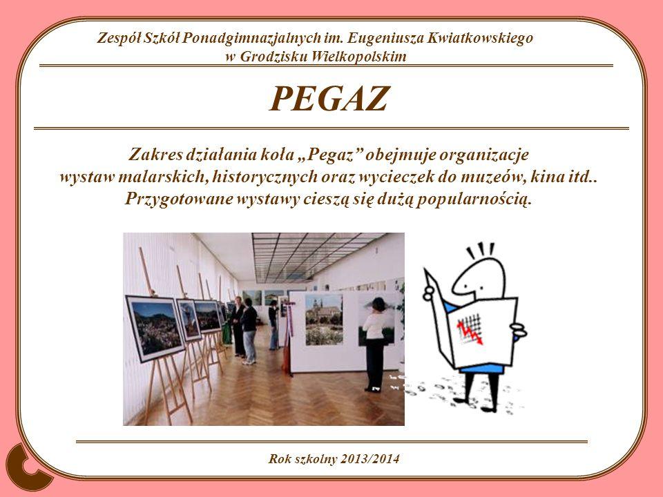 Zespół Szkół Ponadgimnazjalnych im.