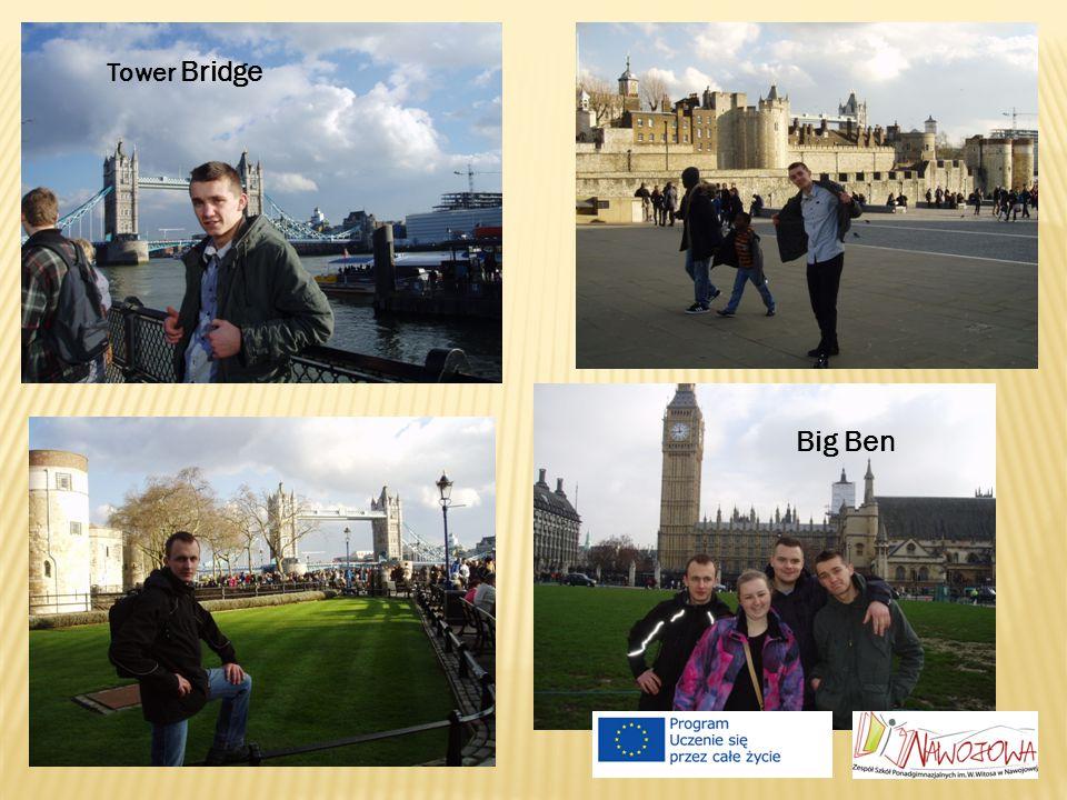 Tower Bridge Big Ben
