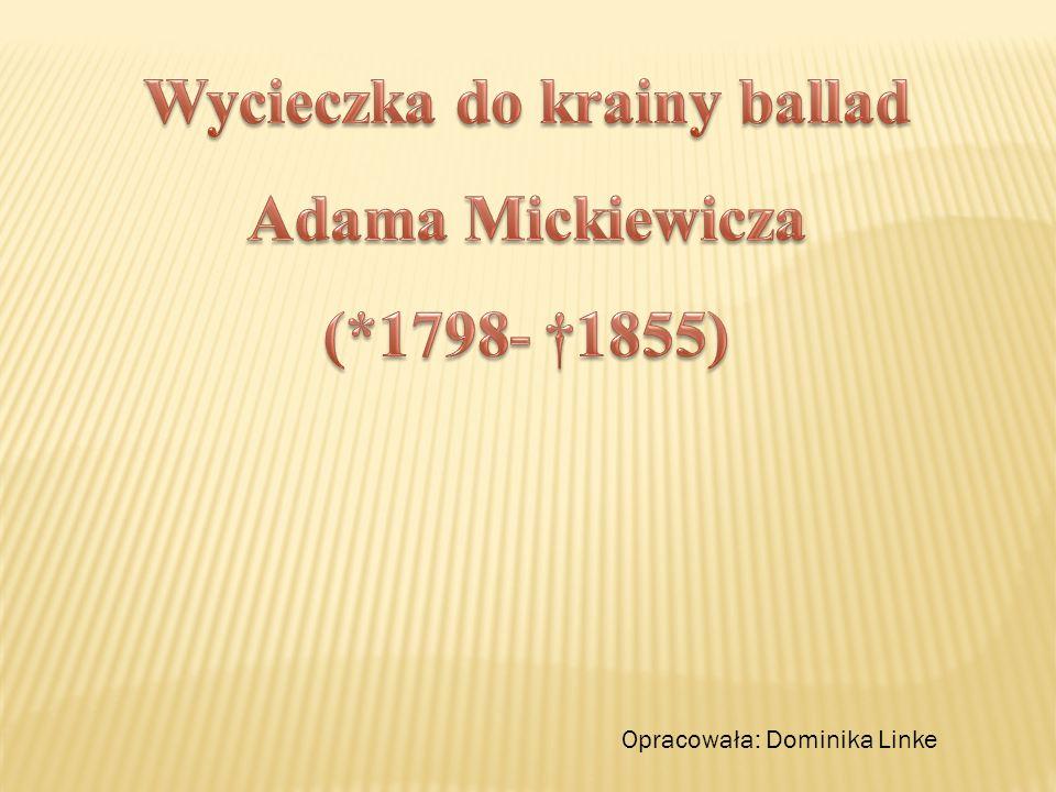 """Temat: Gdy się baba rozpanoszy, to i diabła wypłoszy – """"Pani Twardowska Adama Mickiewicza."""