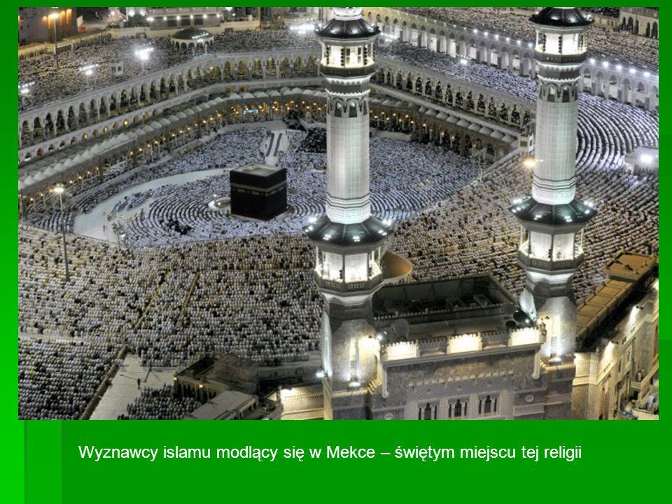 Meczet – islamska świątynia