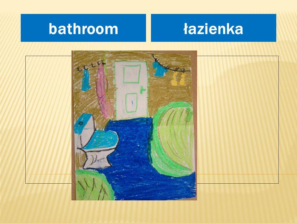 miejsce na rysunek łazienkabathroom