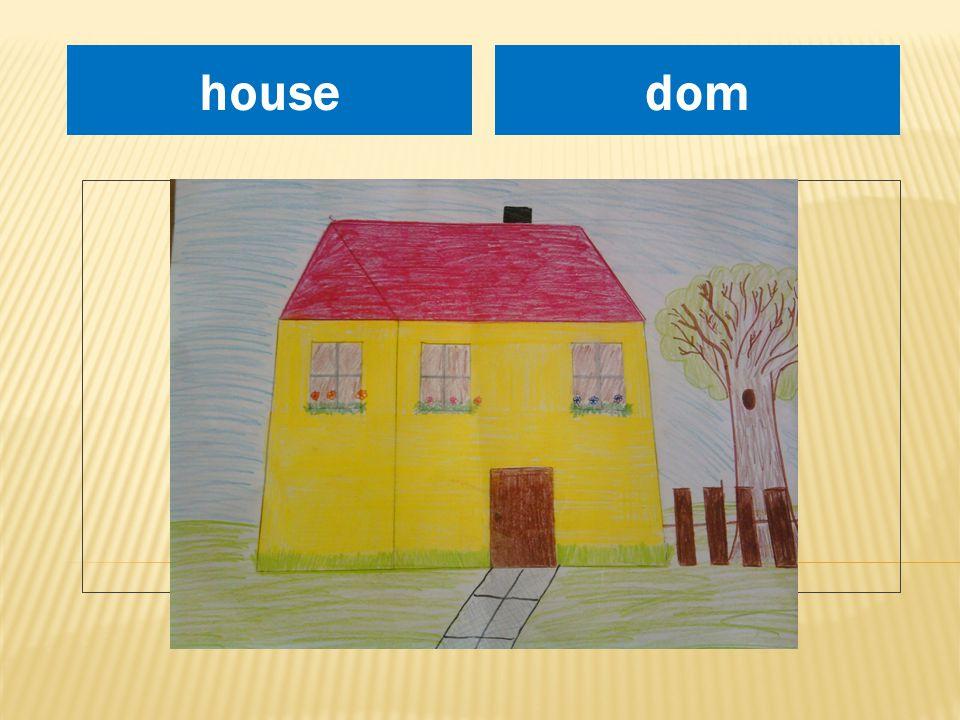 miejsce na rysunek domhouse