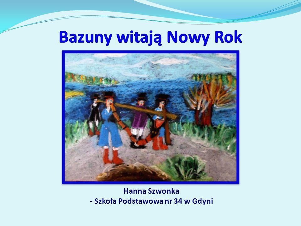 Hanna Szwonka - Szkoła Podstawowa nr 34 w Gdyni