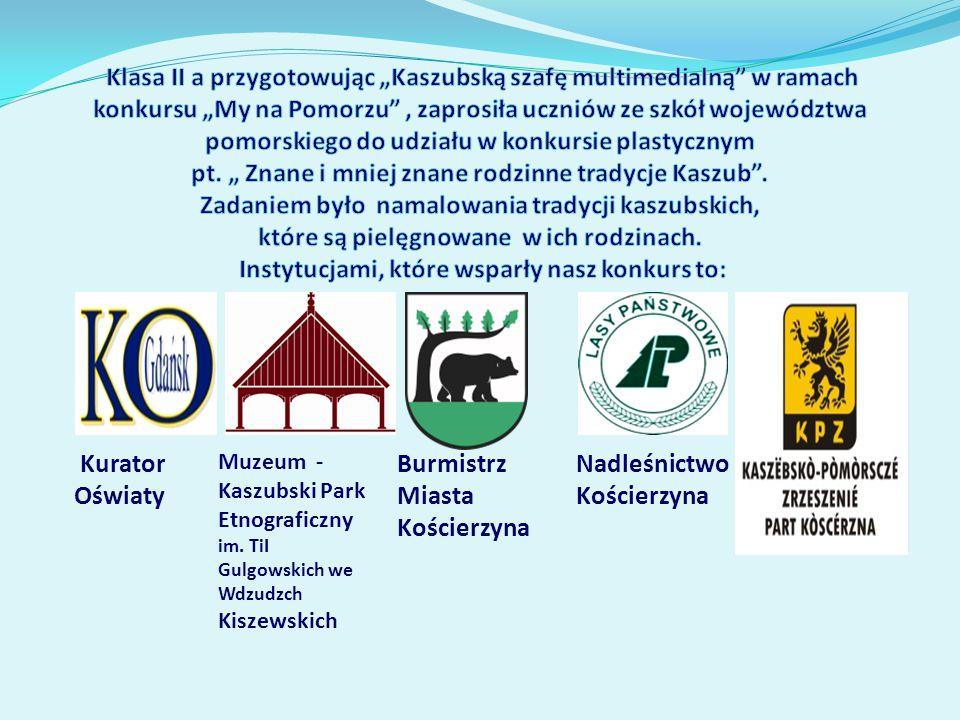 Olga Szarmach - Zespół Szkół Publicznych Nr 3 w Kościerzynie Kacper Markiewicz - Szkoła Podstawowa im.