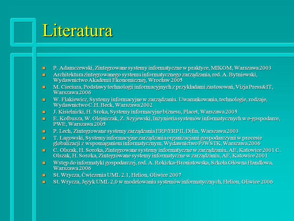 Literatura n P.