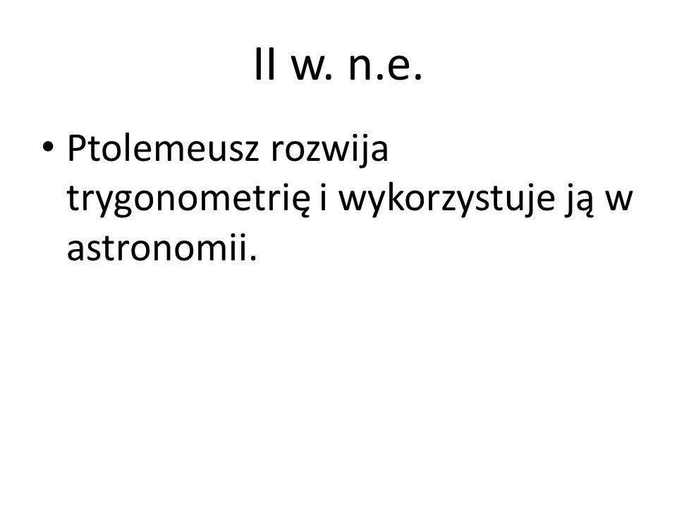 VII w.n.e.