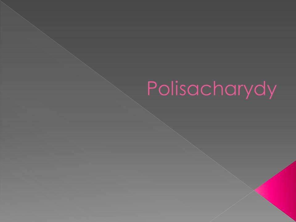 Polisacharydy (inaczej: wielocukry, cukry złożone) – grupa węglowodanów i zarazem biopolimerów, które są złożone z merów będących cukrami prostymi połączonych wiązaniami glikozydowymi.