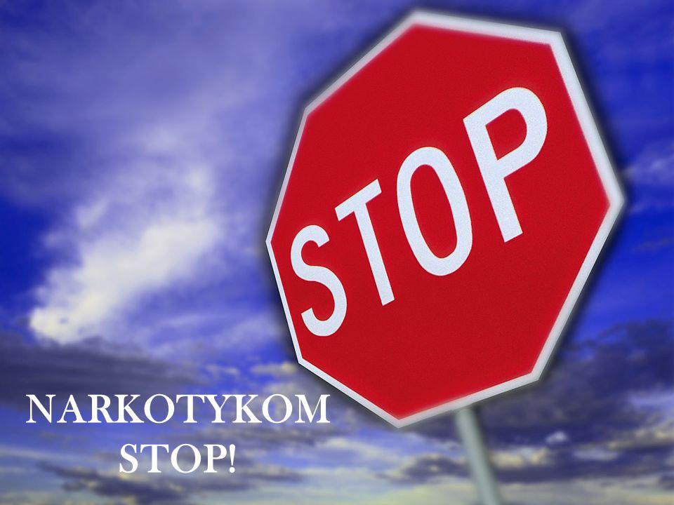 NARKOTYKOM STOP!