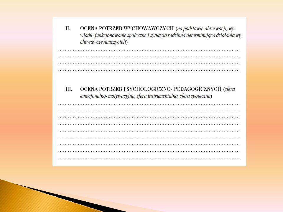 REWALID ACJA Zajęcia korekcyjno -kompensacyjne..........godz./tydzień · · REWALID ACJA Logopedia..........godz./tydzień Podpis Rodziców: