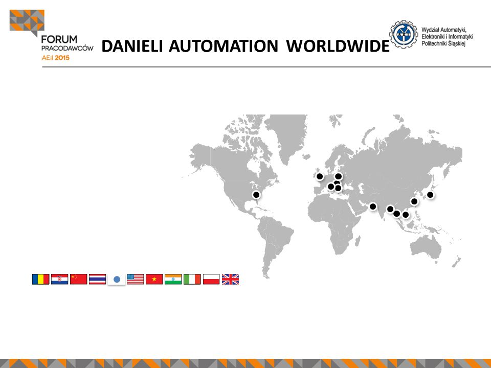DANIELI AUTOMATION WORLDWIDE