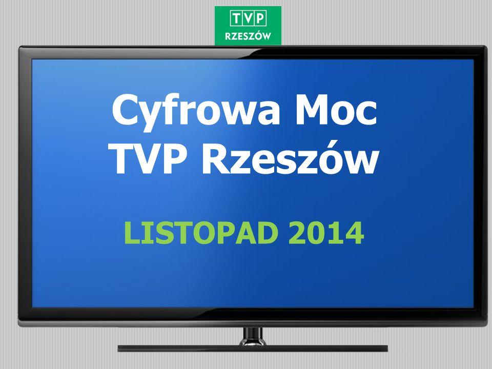 Cyfrowa Moc TVP Rzeszów LISTOPAD 2014