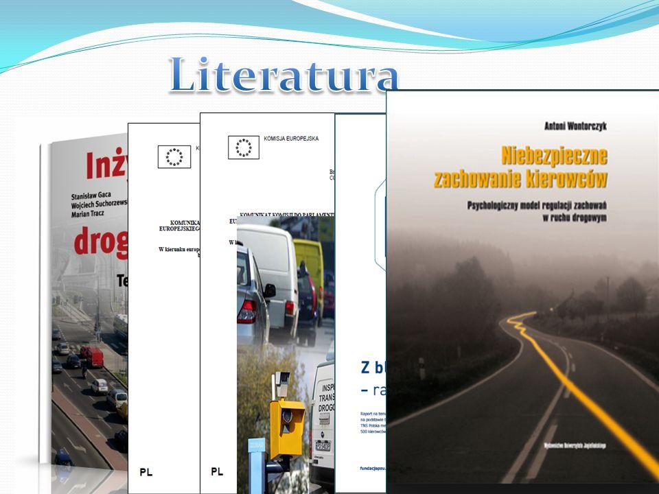 1.Kilka słów z historii motoryzacji 2.Człowiek jako główny sprawca zdarzeń drogowych 3.Niebezpieczne zachowania kierowców – przykłady 4.Podsumowanie