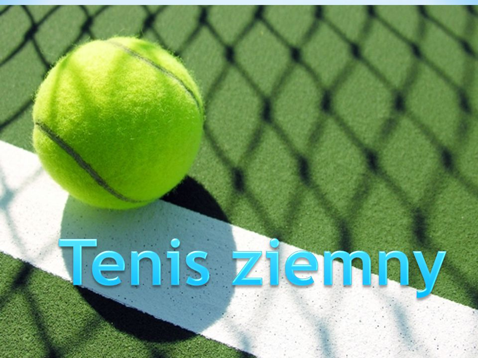 Początki tenisa wiążą się ze średniowieczną grą uprawianą przez mnichów w europejskich klasztorach.
