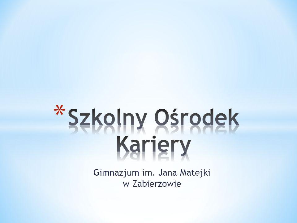 Gimnazjum im. Jana Matejki w Zabierzowie