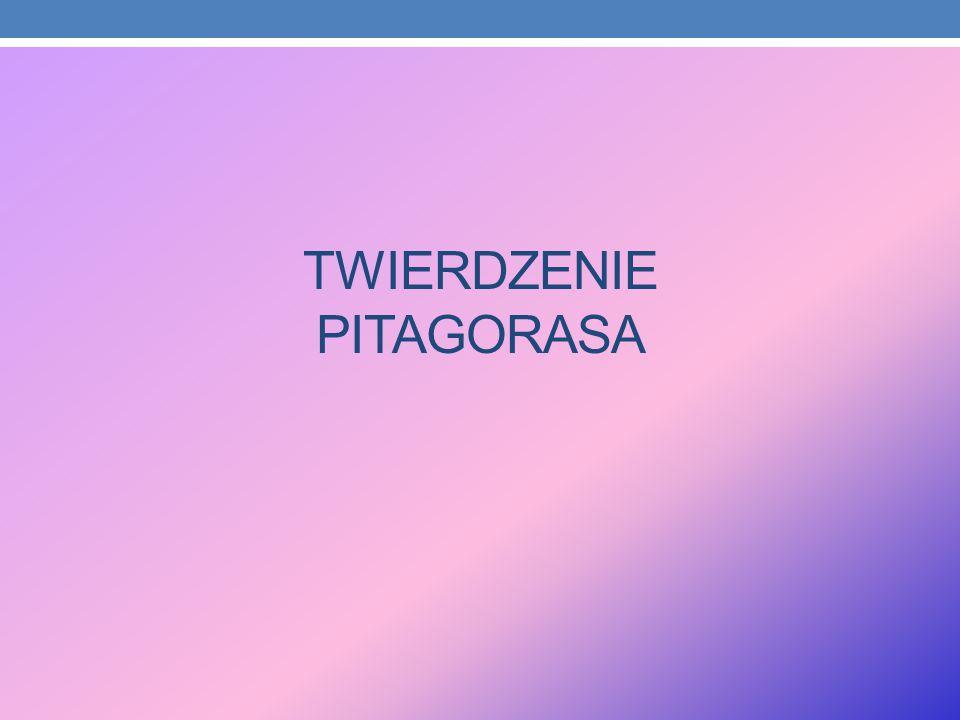 Pitagoras żył od około 572 do 497 roku przed naszą erą.