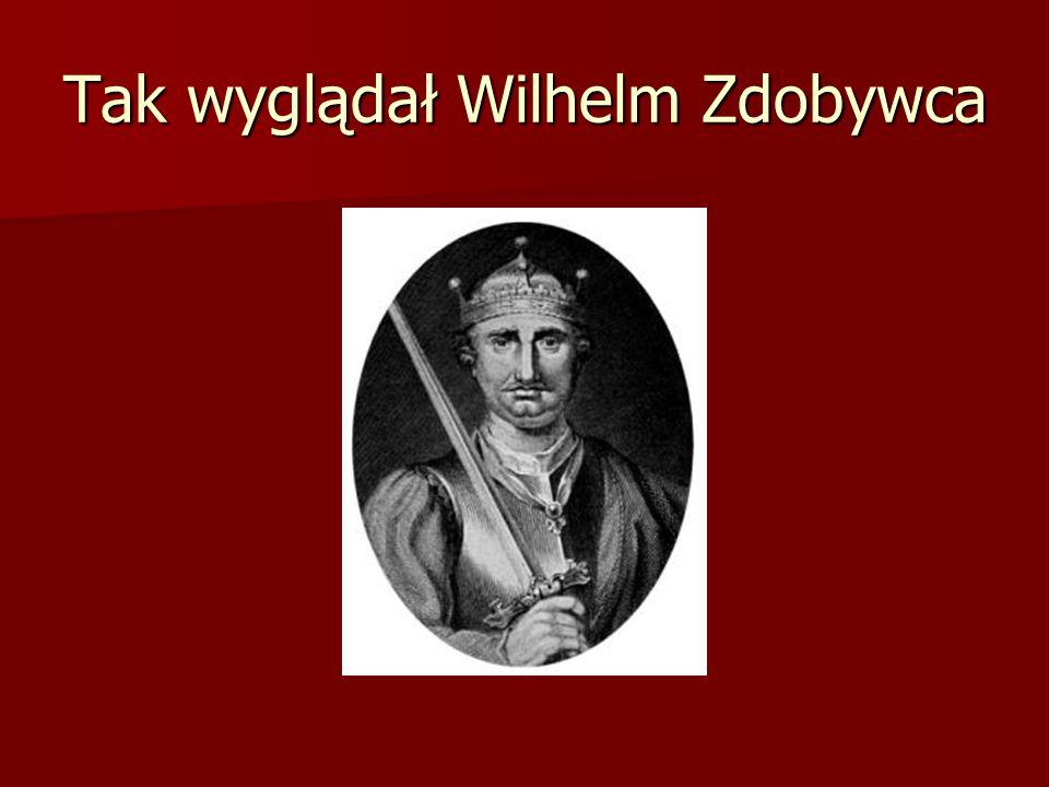 Podbój Anglii Na początku roku 1066 zmarł król Anglii Edward Wyznawca.